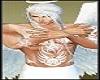 FLying White Tattoo Angel