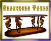 Seahorses Table
