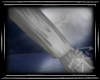 深 Silver Armguard
