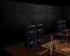 Soundproof Studio Wall