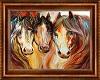 3 Spirits horse Art