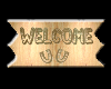 Western Welcome Sticker