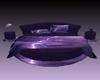 Lu's Purple Ltning Bed