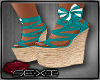 ~sexi~ Stripes III Wedge