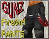 @ FireGirl Grey Pants