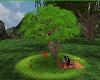 animated romantic picnic