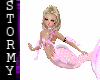 Pink Mermaid Full Kid
