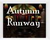 Autumn Runway