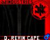 Empire Dark Revin Cape