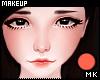 金. Full Make - Peach