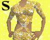 gold flava kitty suit