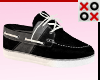 Blck Dockside Boat Shoes