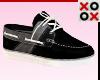 Blck Dockside Boat Shoes