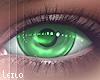 ! L! Verde Eyes