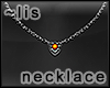 Necklace:Dr.Sh.II fire