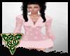 Pink Winter Dress