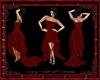 Sexy Scarlet Dress