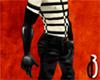 d3 Black Latex Gloves V1