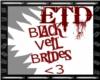 -ETD-Blk Velvet Brides