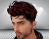 Manuel Black & Red Hair