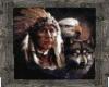 Native Eagle Wolf