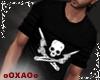[XA] shirt - Skull