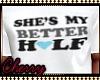 She's] Male Shirt
