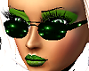 green star light shades