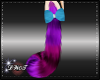 D- Cheshire Cat tail