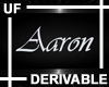 UF Derivable Aaron Sign