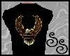 Biker Bird Shirt (M)
