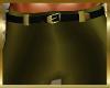 LUVI OLIVE SLACKS