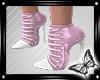 !! Pink Bootie