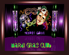 ~S~ Mardi Gras Club