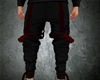 Blck/Rd Tac. Pants