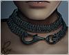 Gun Metal Chain Necklace