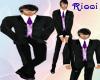 ~R~ lavander full suit