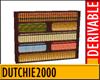 D2k-Bookcase