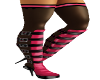 ~DT~ Roxy Boots Red