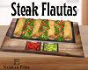 Steak Flautas