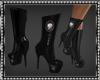 Burlesque Cameo Boots
