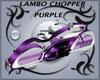 Lambo Chopper Purple