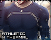 Athletic x Thermal Blue