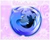 Blue Firefox