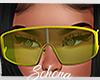 ṩ Puru Glasses Yel