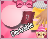 Derivable Baby Rattle F