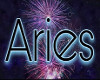 Aries Picture Sign