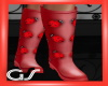 GS Ladybugs Rubber Boots