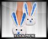 E~ Bunny Blue