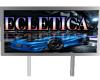Ecletica Street Banner